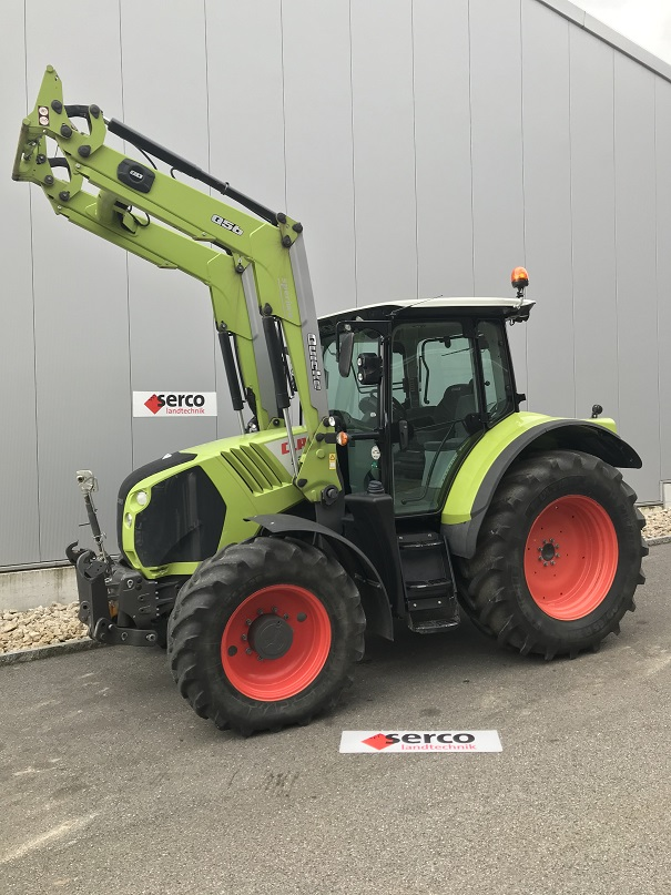 CLAAS ARION 530 TIER 4I