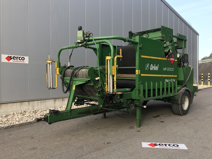 MAISPRESSE ORKEL MP 2000